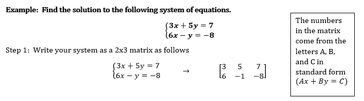 Systems With Your Calculator - Algebra 1 Flipped
